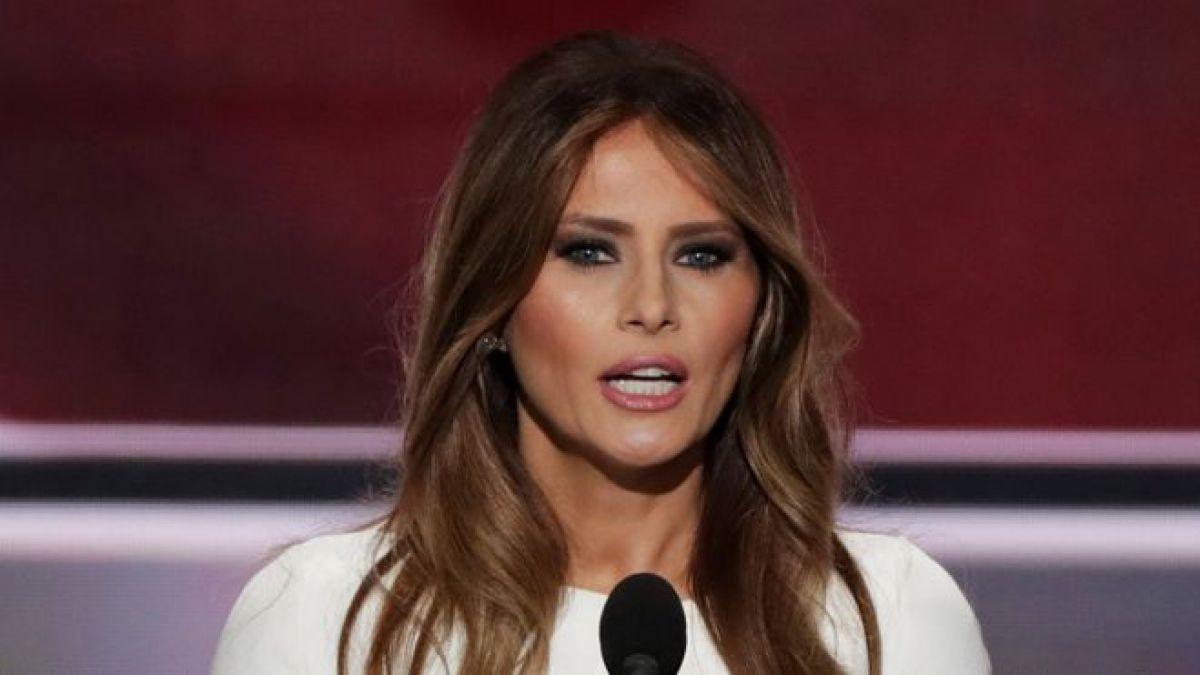 """Melania Trump demanda a diario que la trató de escort por """"impedirle sacarle provecho a su exitosa imagen"""""""