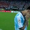 Chileno que se quedó con balón del penal de Messi quiere subastarlo