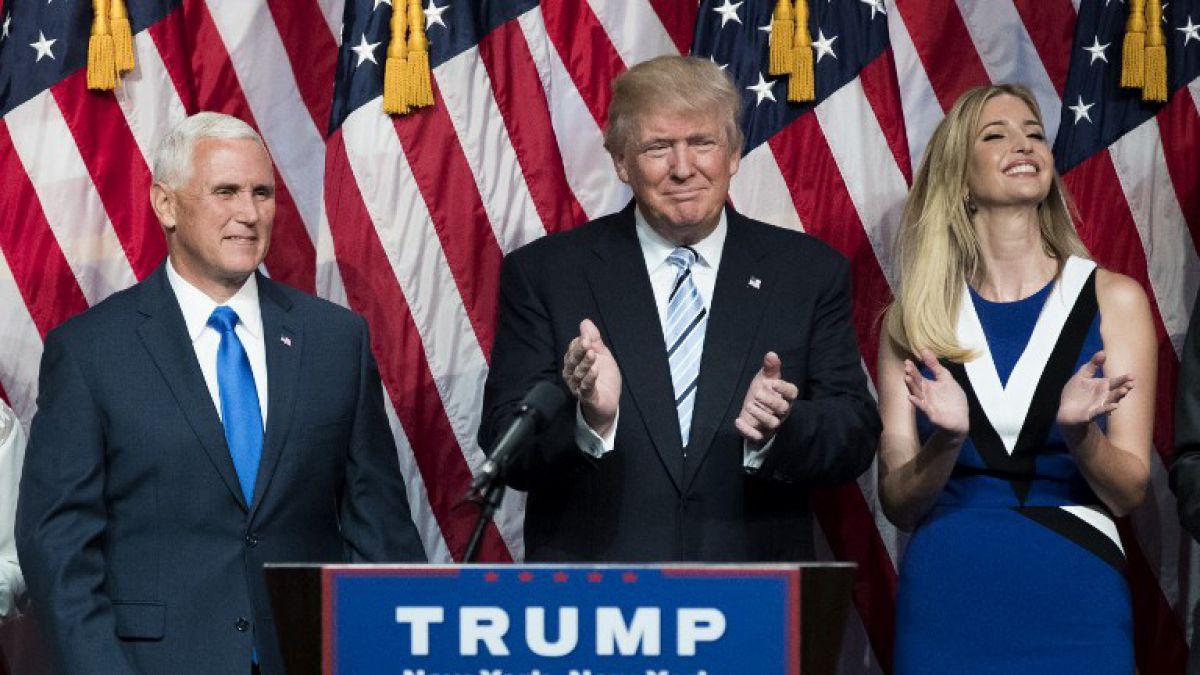 Donald Trump busca generar más consenso y unidad: nombraría a una mujer y a un homosexual en altos cargos