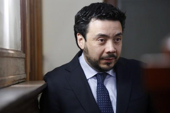 Apelación de formalización de Claudio Eguiluz