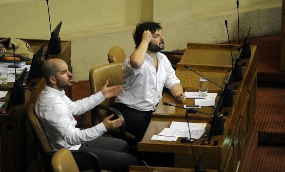 Camara de Diputados Discute Proyecto de ley Reforma Laboral 23 de Marzo 2016