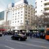 Corte de Servicio en Linea 1 del Metro de Santiago