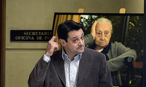 Gaspar Rivas por desafuero en la Camara de Diputados