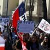 Marcha familiar contra las AFP