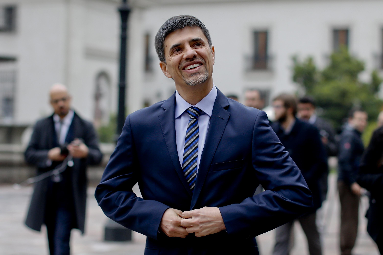 """Marcelo Díaz se reactiva: """"Me gustaría ser presidente del Partido Socialista"""""""