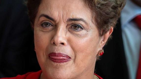 Senadora francesa denuncia golpe de estado en Brasil