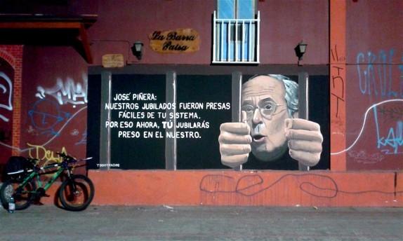 mural jose piñera