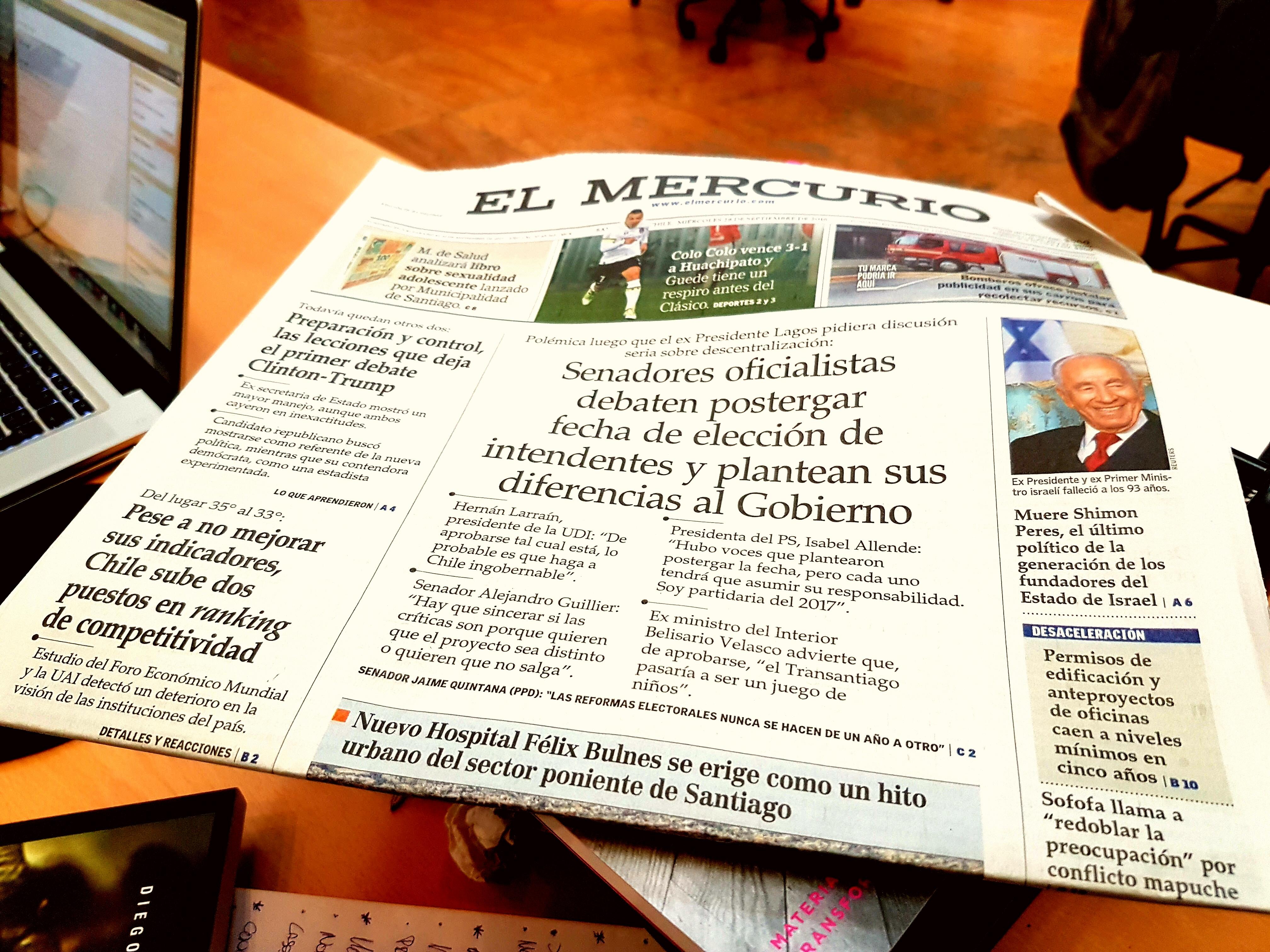 """""""Rogamos por su eterno descanso"""": los mensajes de los seguidores de Pinochet en el obituario de El Mercurio"""