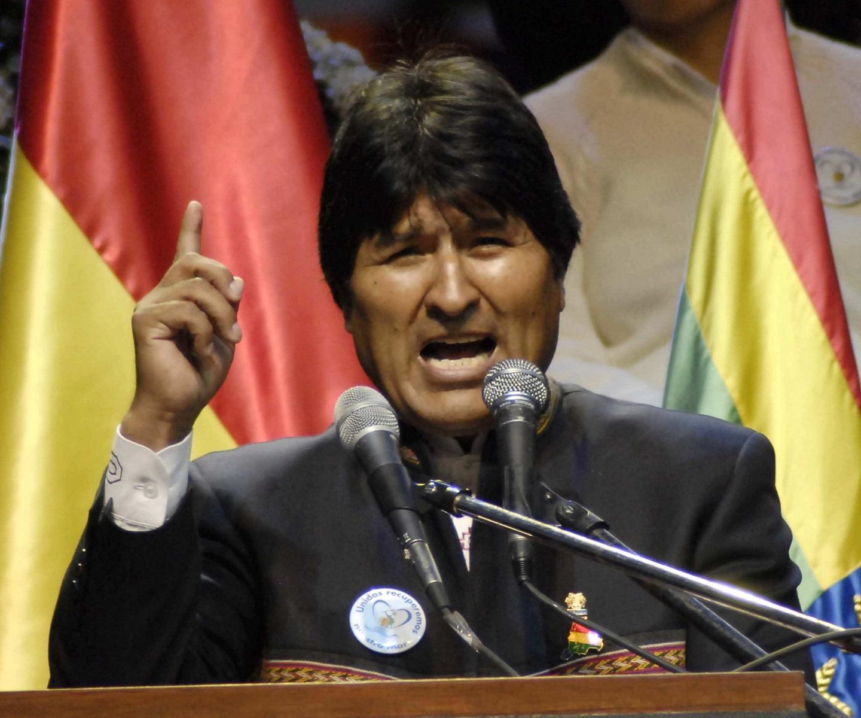 """Evo Morales vuelve a lanzarse contra Chile por el río Silala: """"Nos roban y nos demandan"""""""