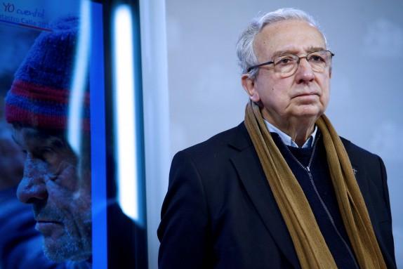 EL Ministro de Desarrollo Social da a conocer los resultados del Catastro Calle 2011