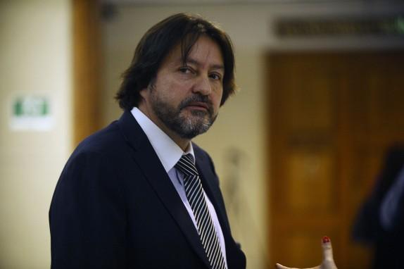 Tucapel Jimenez en conferencia de prensa por caso Edecan 06 Julio 2016
