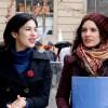 Camila Vallejo y Karol Cariola