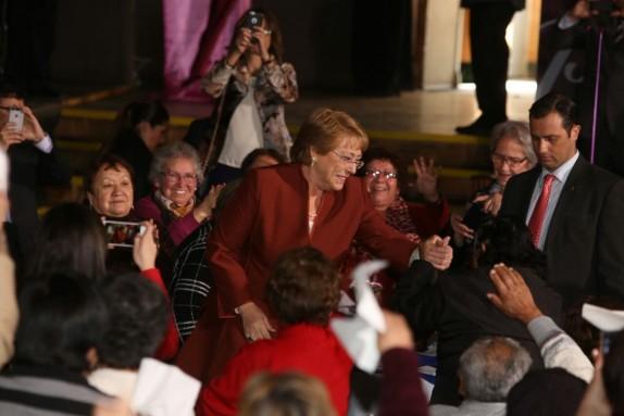 Bachelet agosto