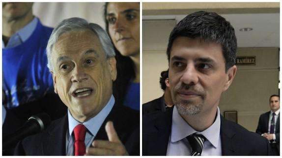 Piñera Marcelo Díaz