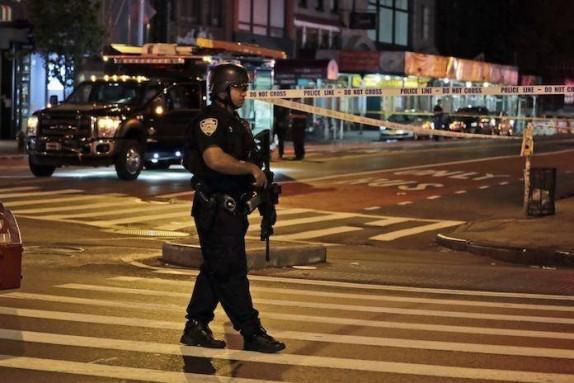 Explosión en Manhattan deja al menos 29 heridos