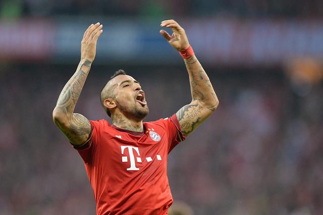 VIDEO   Postulan este golazo de Arturo Vidal a ser el mejor gol latino de la historia de la Bundesliga