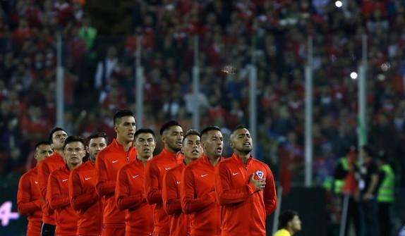 FIFA abre procedimiento disciplinario contra Chile