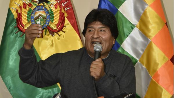 """Evo Morales y apoyo de chilenos en demanda por mar: """"Siento que ese 20 por ciento nunca nos va a abandonar"""""""