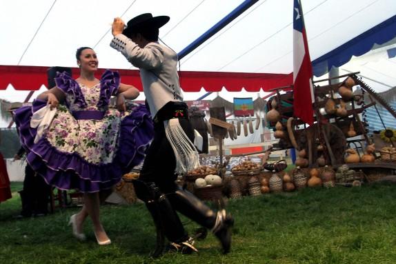 Desayuno tradicional para dar inicio a estas Fiestas Patrias en la comuna de Maipú
