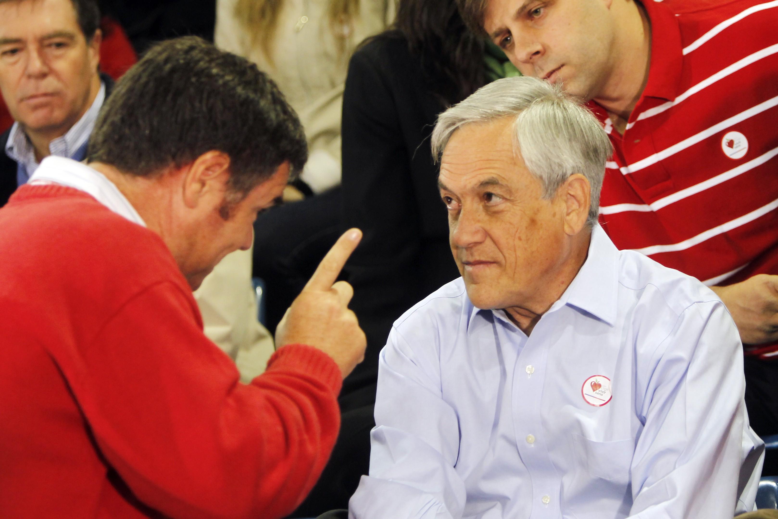 Inversiones de Piñera fuera del país no eran parte de fideicomiso ciego de Bancard
