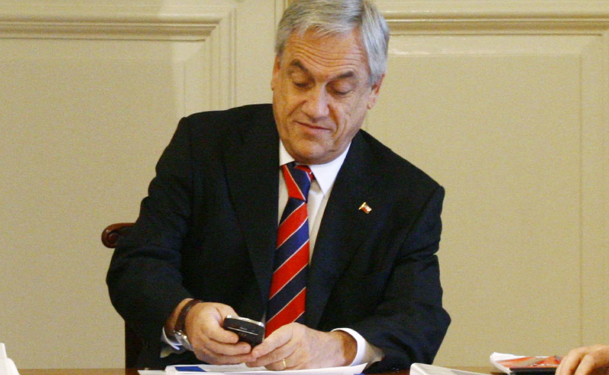 Fiscal nacional no descarta investigar a Piñera por inversiones en Perú