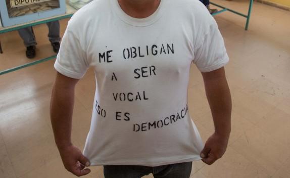 Elecciones en Arica