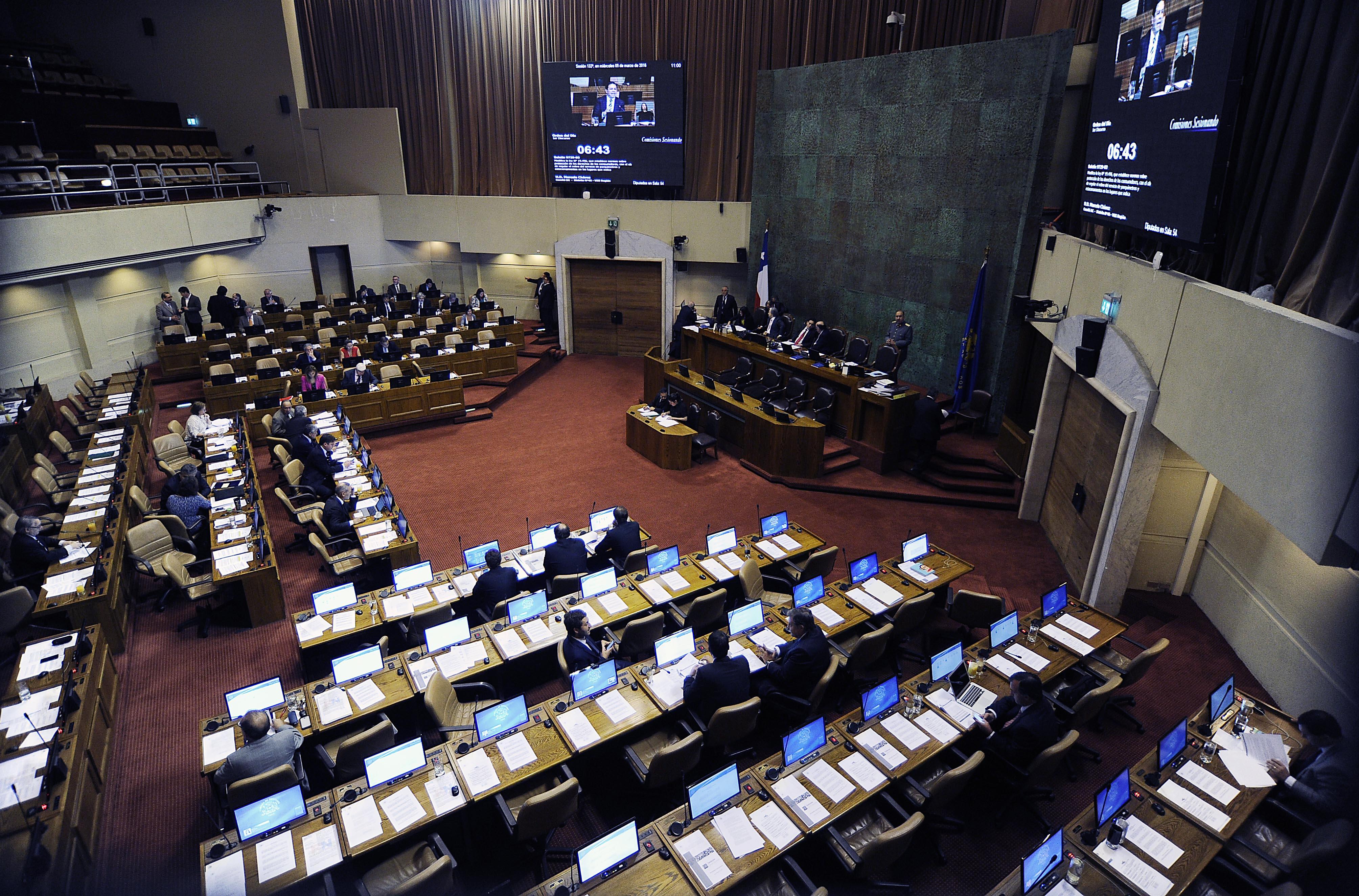 Gobierno ingresará veto solicitado por mesa del sector público para destrabar reajuste