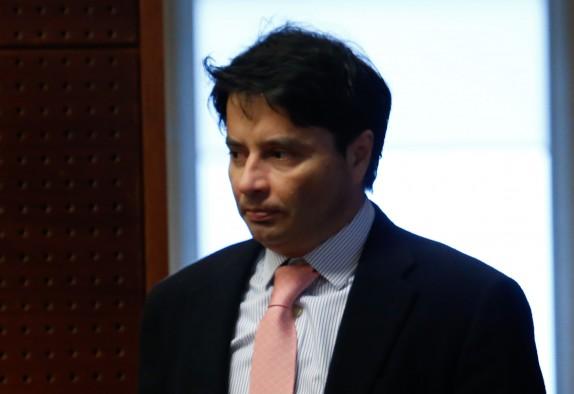 Alcalde de la Florida Participa de juicio oral luego de ser asaltado el 2015