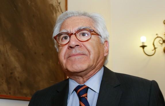 El Ministro del Interior Mario Fernandez Recibe a los parlamentarios por la Región de la Araucanía