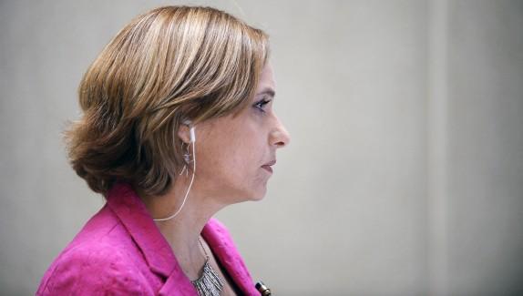 Carolina Goic Presidenta de la DC