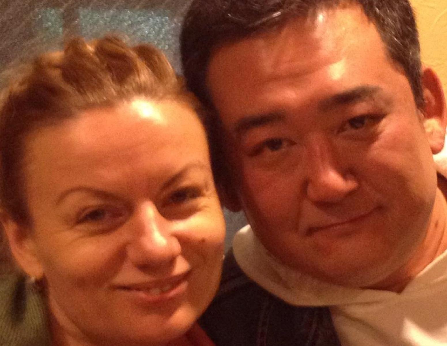 Ex marido japonés de pareja de Garay rompe el silencio y se lanza con todo
