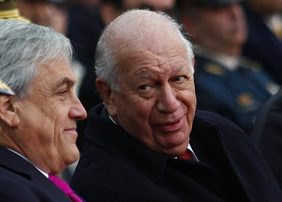 El Presidente de la Republica asiste a la inauguracion del Edificio Bicentenario del Ejercito