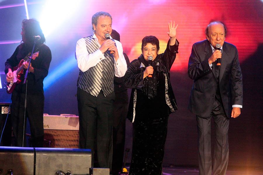 Cecilia es la ganadora del Premio a la Música Nacional Presidente de la República 2016