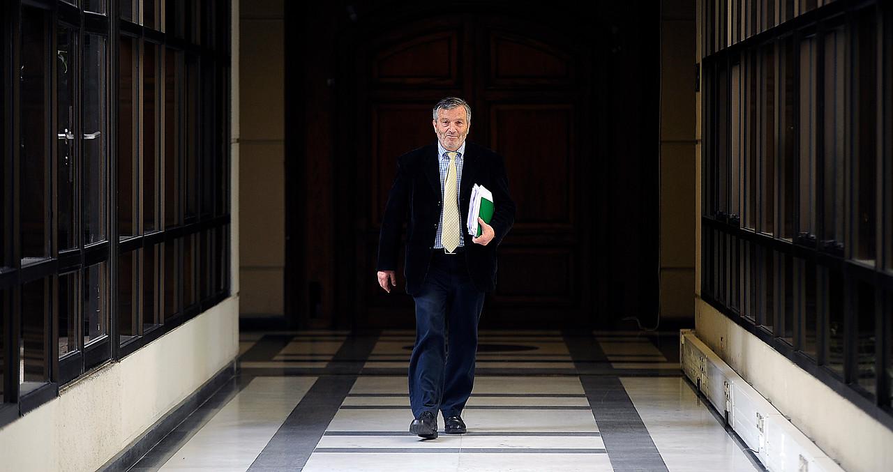 Caso Corpesca: senador Horvath presta declaración en calidad de imputado