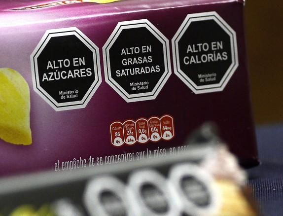 Nuevo etiquetado de alimentos