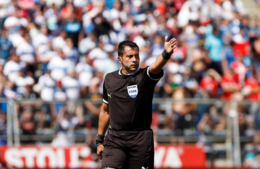 Dirigente AFA descarga su ira en Twitter porque un árbitro chileno pitará el Argentina – Brasil