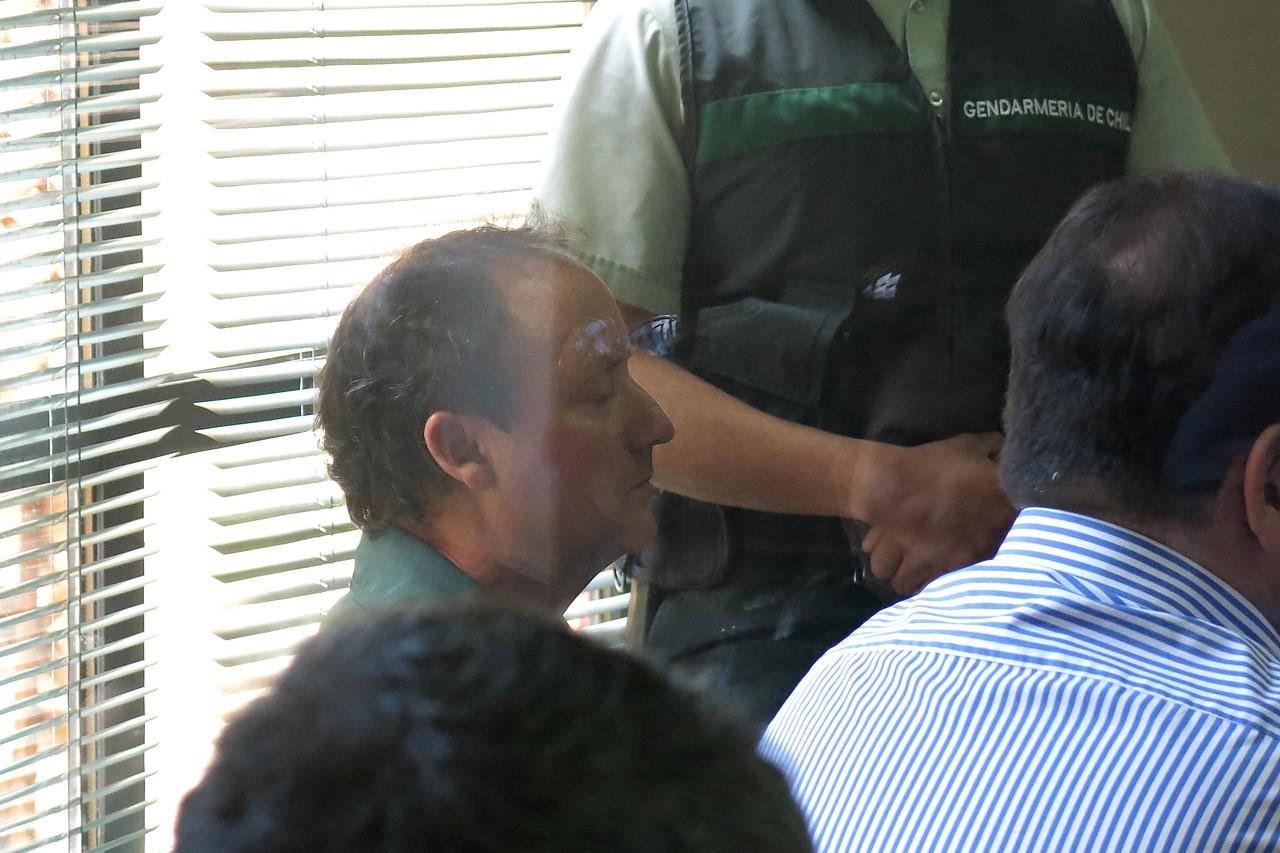 Caso Haeger: Ex compañero de celda revela conversaciones macabras de Jaime Anguita