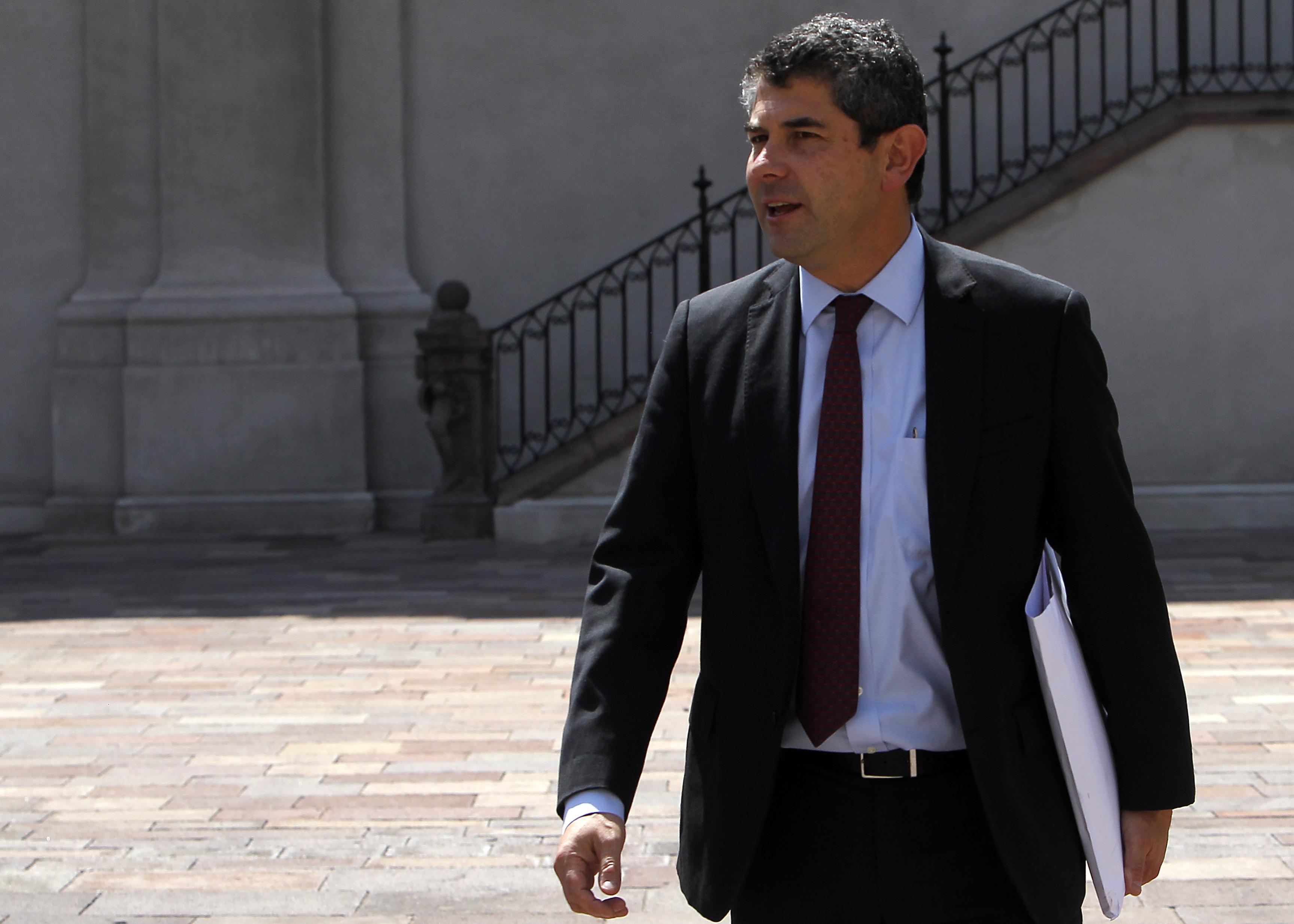 Renuncia intendente de La Araucanía para postular a la Cámara de Diputados