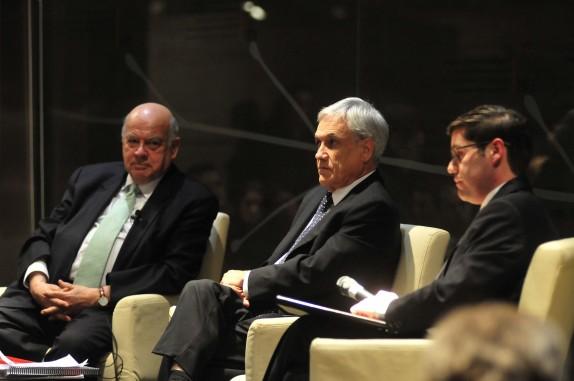 Presentacion de Libro Subsidiariedad en Chile, Justicia y Libertad