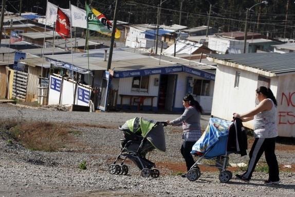 ARCHIVO Temáticas de pobreza en Chile