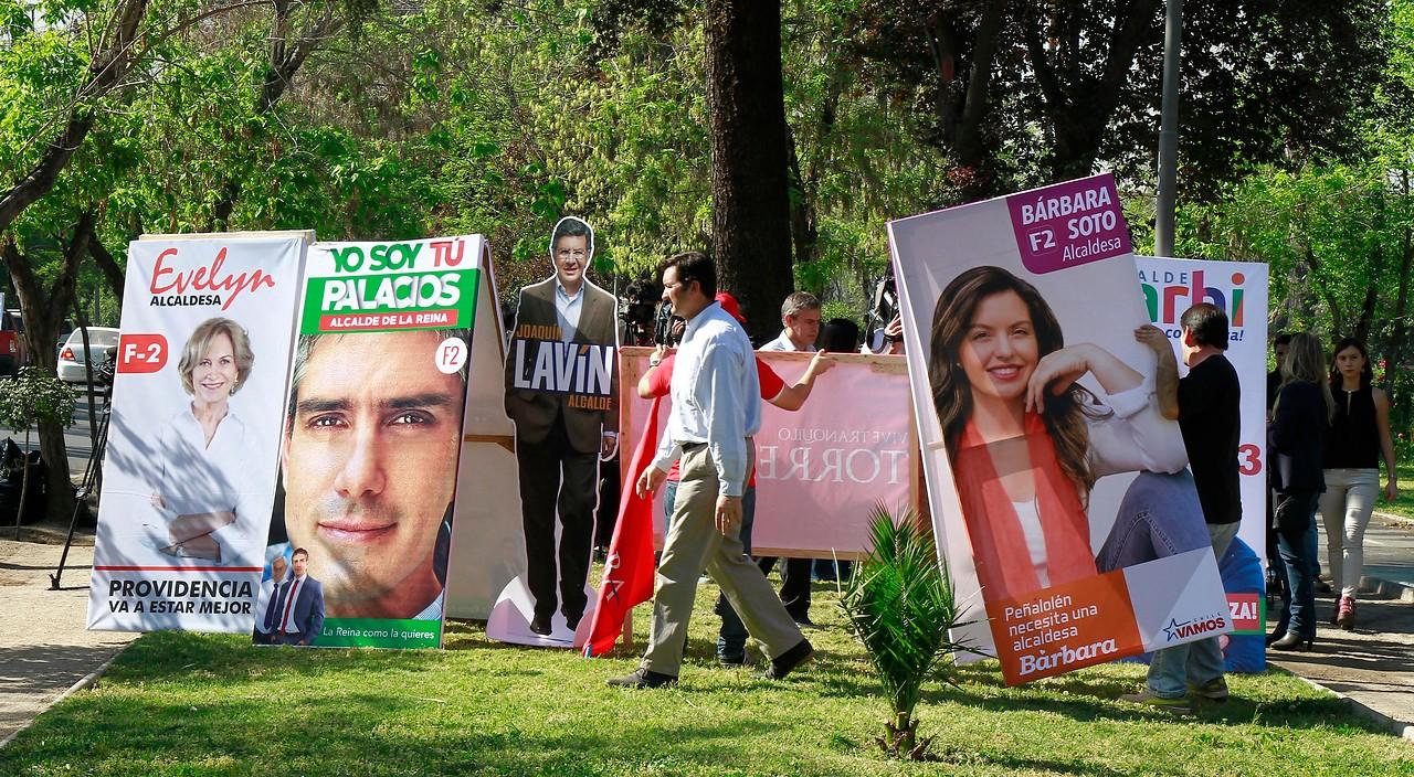 Proyecto para que candidatos transparenten sus partidos en propaganda de campaña