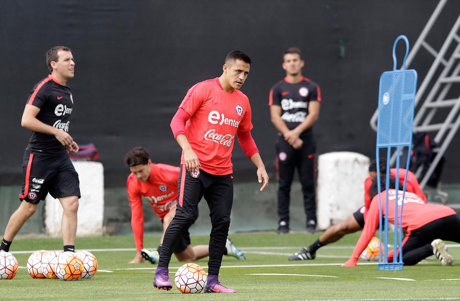 El mensaje de apoyo de Alexis Sánchez a la Roja tras su sufrido empate en Barranquilla