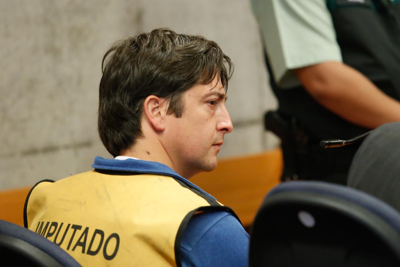 Corte de Apelaciones confirma prisión preventiva para ex gerente de AC Inversions Patricio Santos