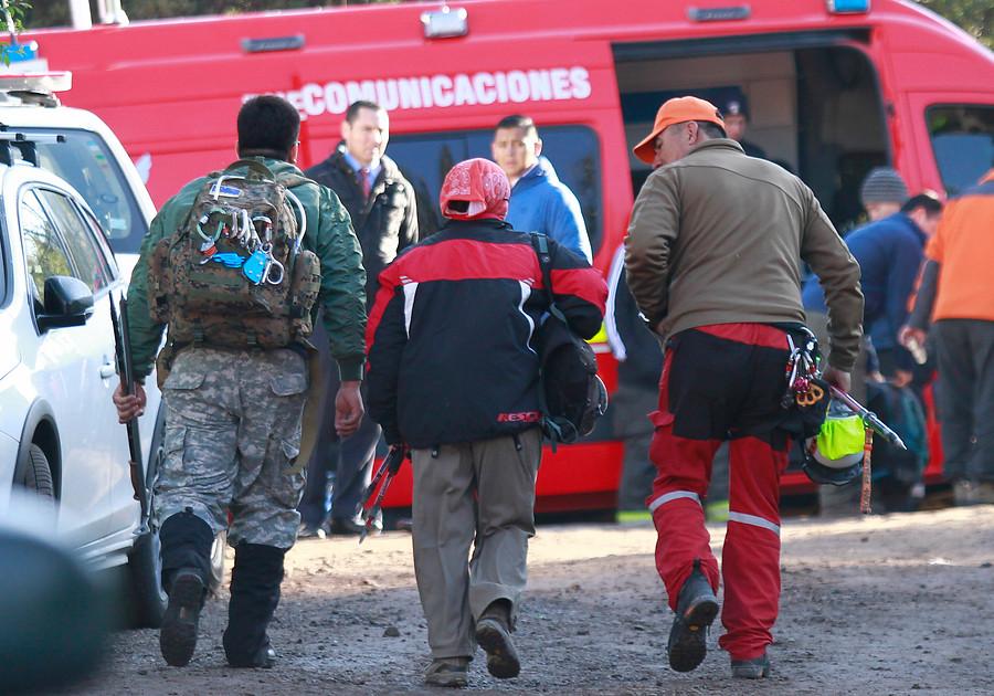 """Socorro Andino propone multas para evitar que """"irresponsables"""" suban cerros sin preparación"""