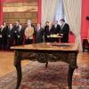Cambio de Gabinete en La Moneda