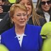 La Presidenta recibe en La Moneda a las Orquestas Juveniles e Infantiles