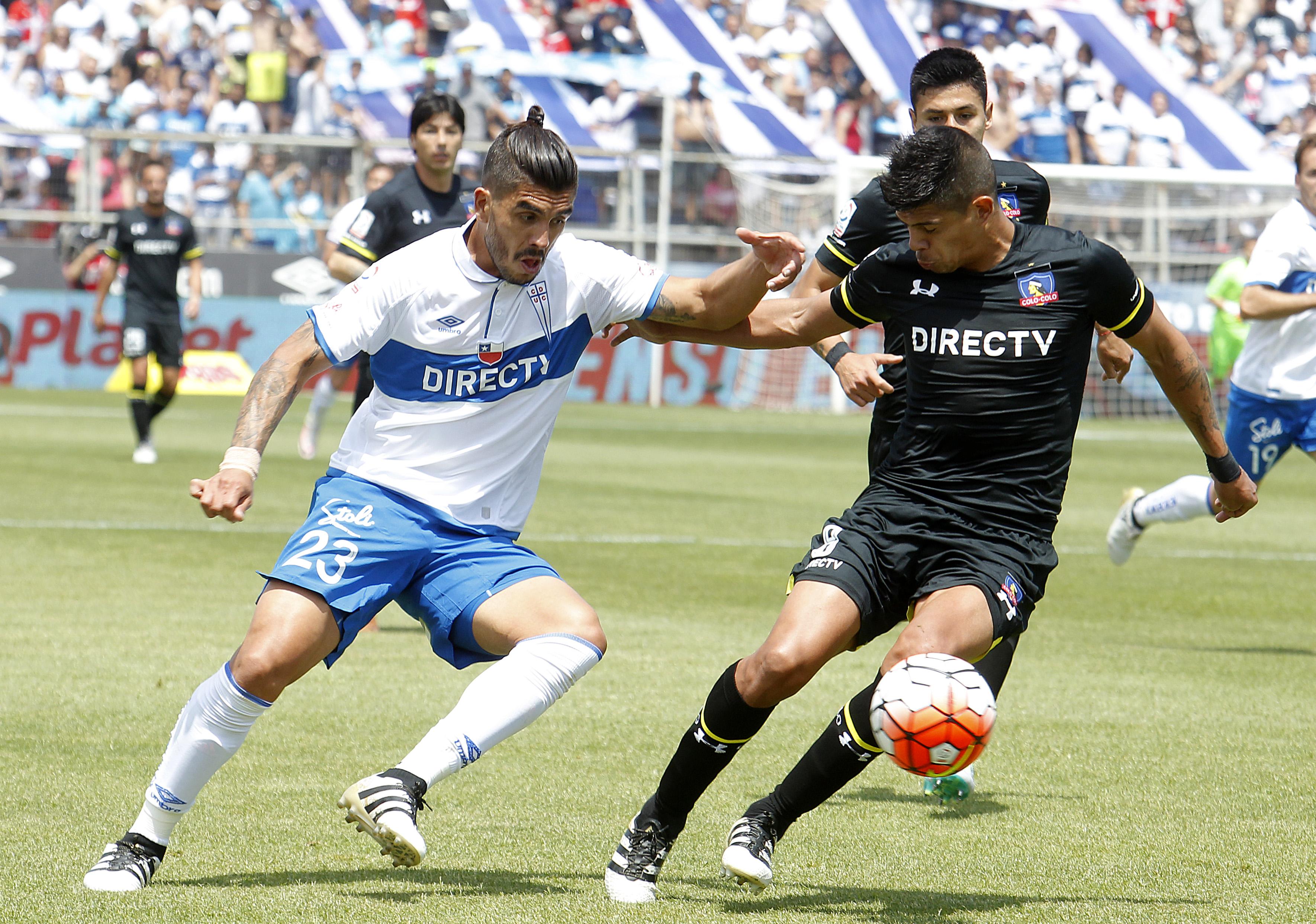 VIDEOS  Los cuatro goles que dejó el empate entre la UC y Colo Colo