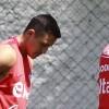 Entrenamiento Seleccion Chilena 8 de Noviembre