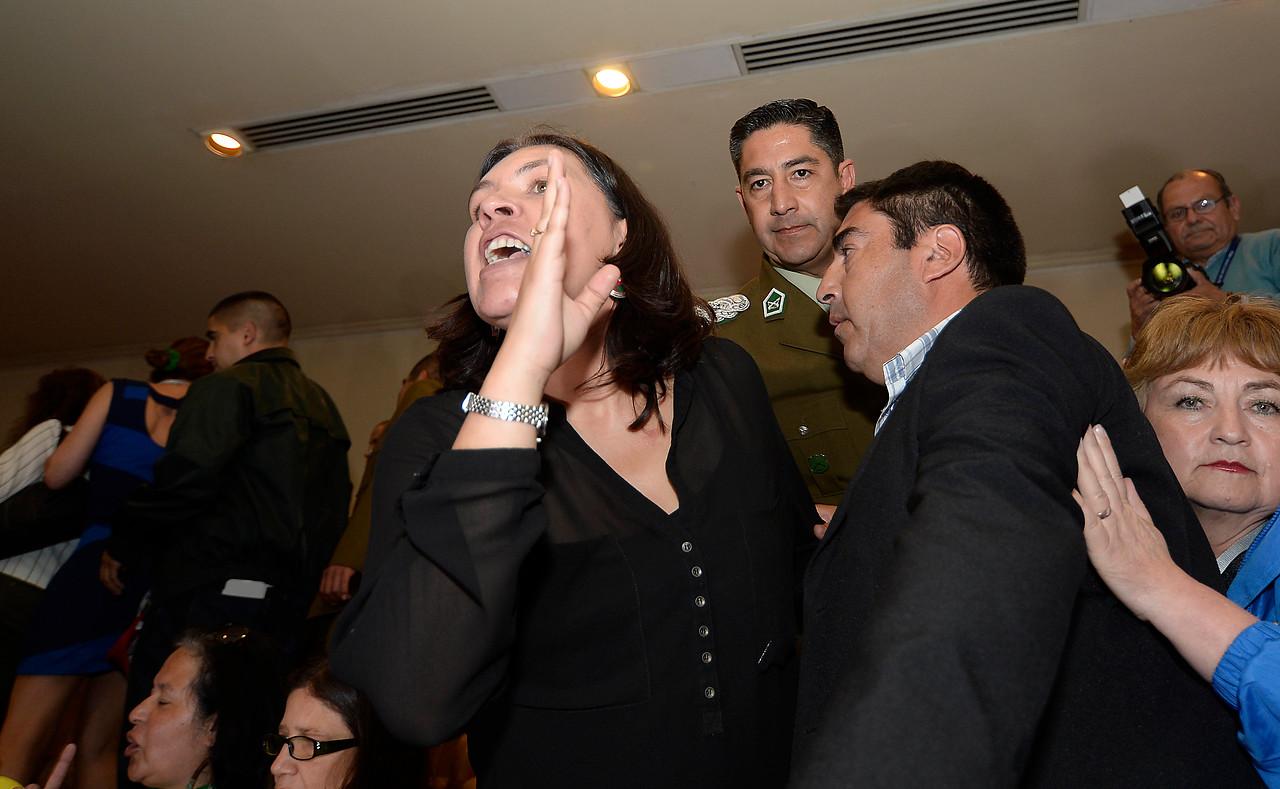 La UDI busca prohibir que Bárbara Figueroa ingrese al Congreso por insultos a ministro