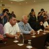 Continua la Mesa del Sector Publico se reune con representantes del Gobierno para buscar solución al conflicto por el reajuste salarial